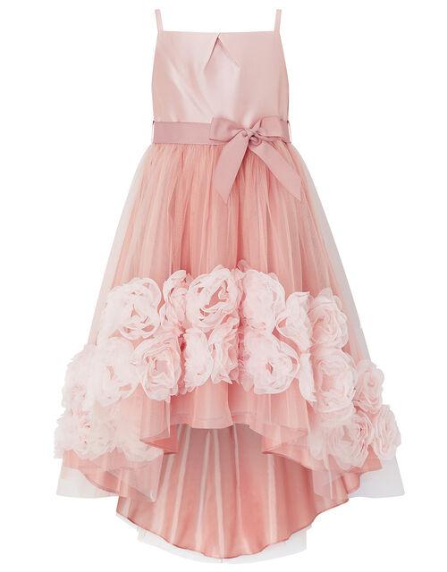 Blossom Rose Dusky Pink Occasion Dress, Pink (PINK), large