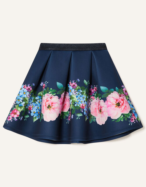Floral Skirt and Top Set, Multi (MULTI), large