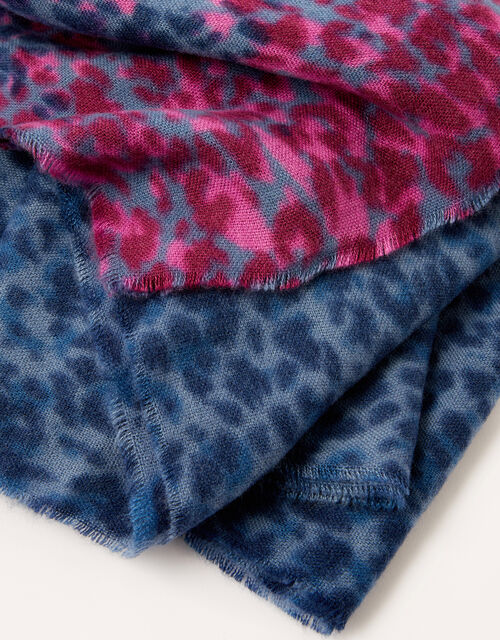 Adley Animal Midweight Scarf, , large