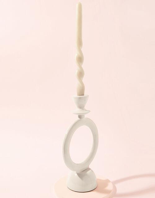 Large Round Candle Stick Holder, , large