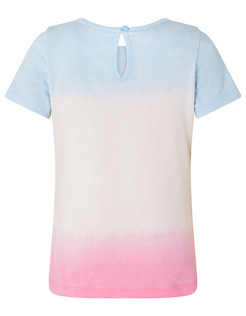 Sibel Embellished Ice Lolly T-shirt in Pure Cotton, Multi (MULTI), large