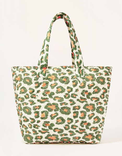 ARTISAN STUDIO Animal Print Tote, , large
