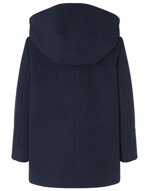 Duffle Coat, Blue (NAVY), large