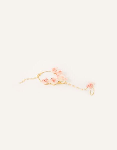 Alana Rose Linked Bracelet and Ring, , large