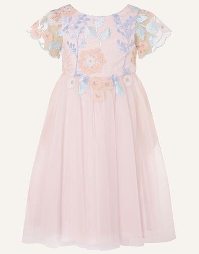 Floral Embroidered Dress Multi, Multi (MULTI), large