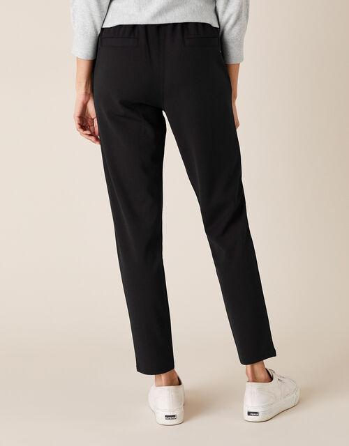 Layla Lounge Trouser, Black (BLACK), large