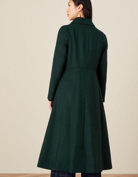 Samantha Skirted Coat Green, Green (GREEN), large