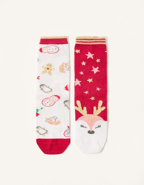 Christmas Sock Multipack Multi, Multi (MULTI), large