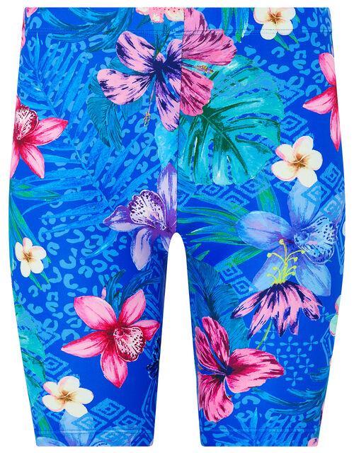 Tikito Beach Shorts, Blue (BLUE), large