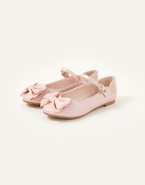 Kali Patent Ballerina  Pink, Pink (PINK), large