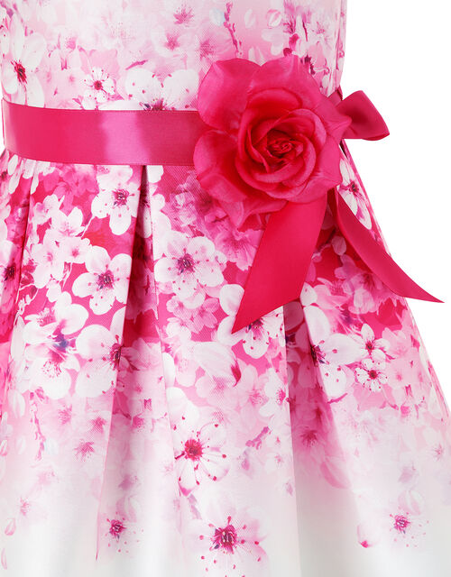 Sakura Blossom Occasion Dress, Ivory (IVORY), large