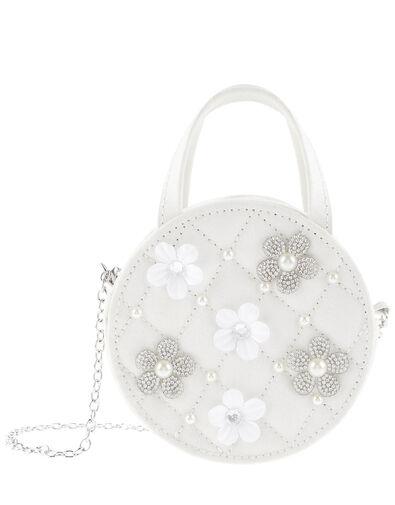 Dazzle Daisy Round Bag, , large