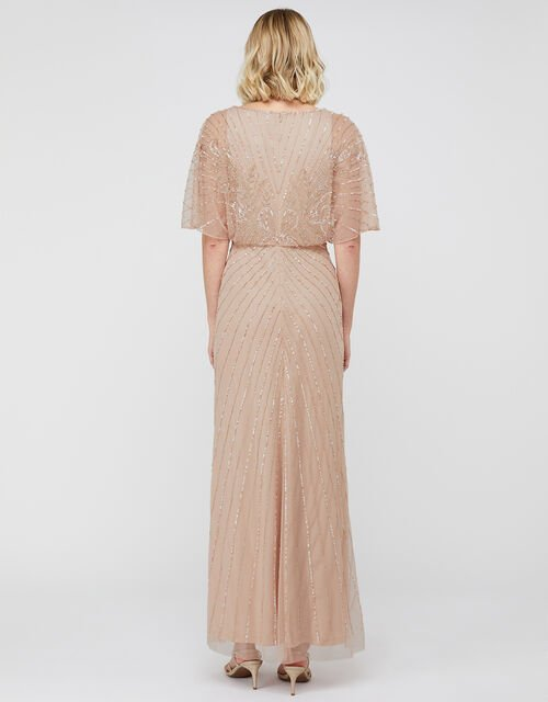 Tabitha Embellished Maxi Dress, Pink (PINK), large