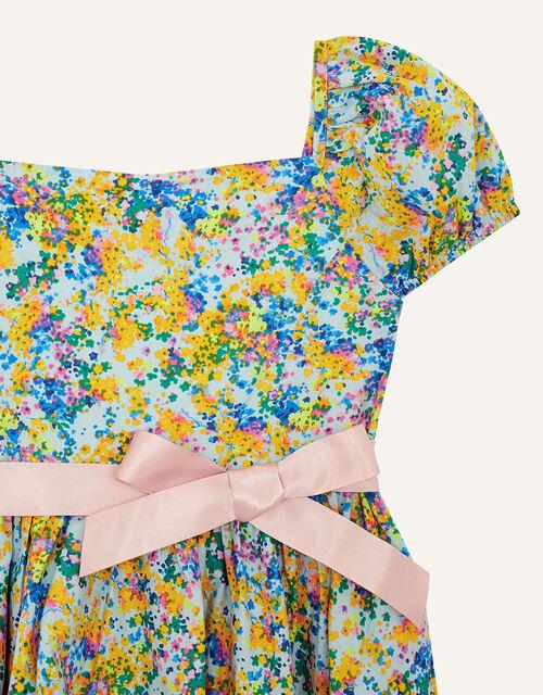Helen Dealtry Louise Ditsy Floral Dress, Multi (MULTI), large