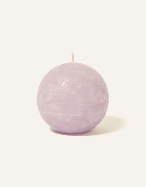 Lavender Scented Ball Candle, , large