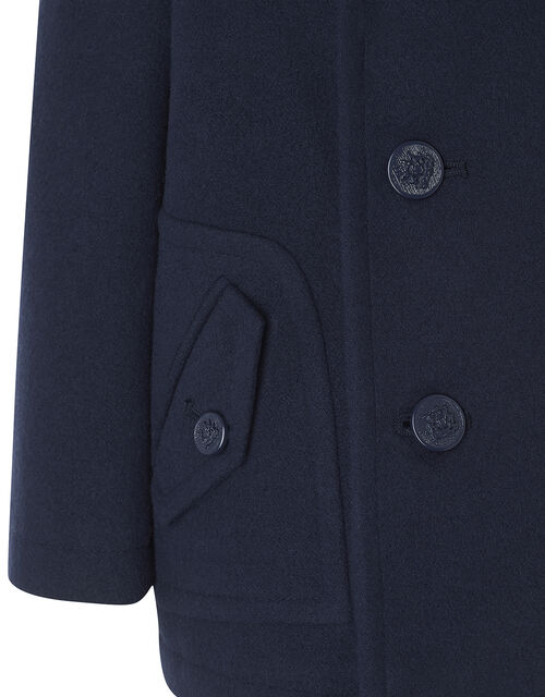 Pea Coat, Blue (NAVY), large
