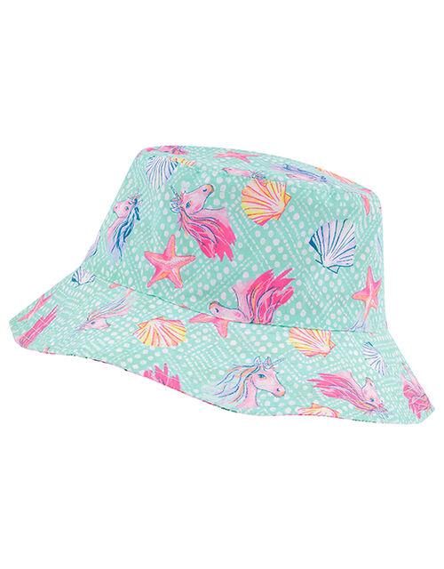 Unicorn Reversible Bucket Hat, Multi (MULTI), large