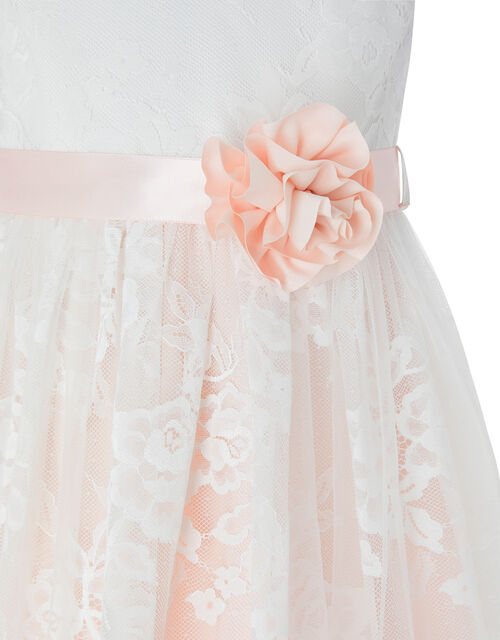 Artoise Lace Occasion Dress, Pink (PALE PINK), large