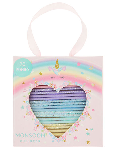 Unicorn Rainbow Hair Band Multipack, , large