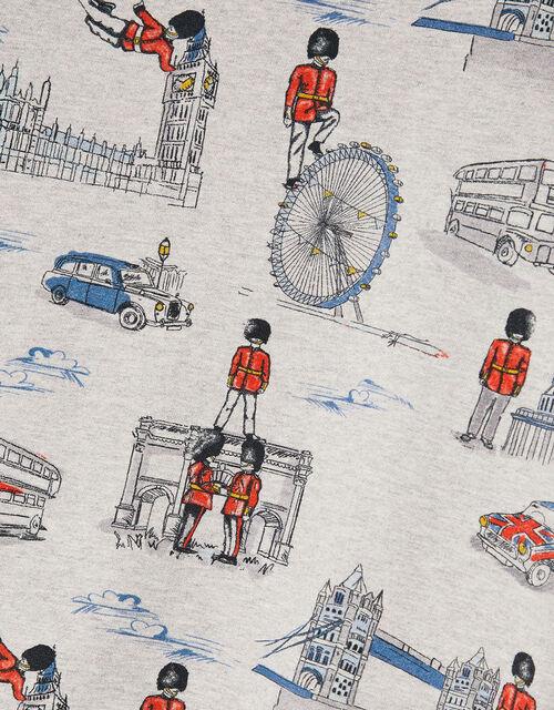 Guarding London Sweatshirt, Grey (GREY), large