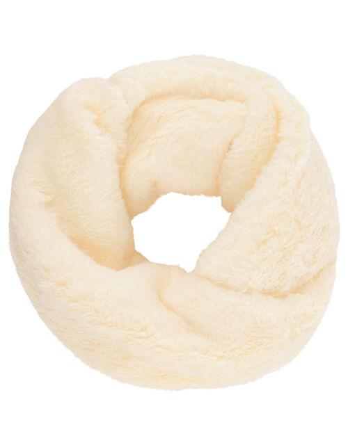 Shimmer Fluffy Snood, , large