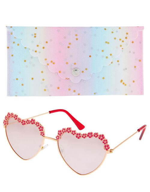 Heart Flower Sunglasses, , large