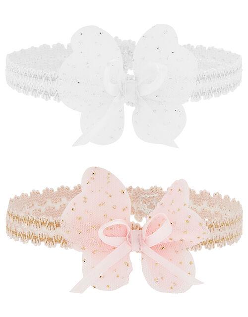 Baby Butterfly Bando Headband Set, , large