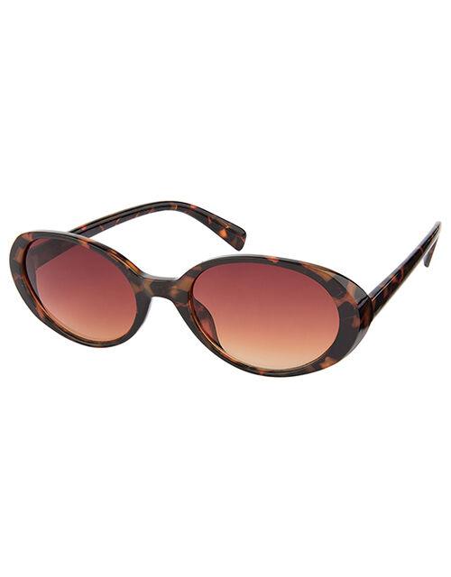 Oregan Oval Sunglasses, , large