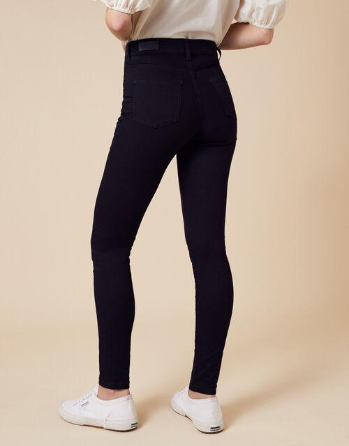 Nadine Regular Length Jeans with Organic Cotton, Blue (INDIGO), large
