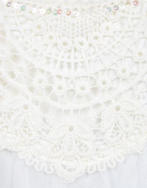 Estella Dress, Ivory (IVORY), large