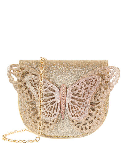 Ombre Butterfly Bag , , large