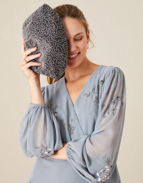 Embellished Occasion Clutch Bag , , large