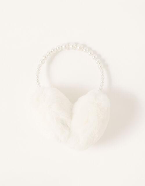 Penelope Pearly Earmuffs, , large
