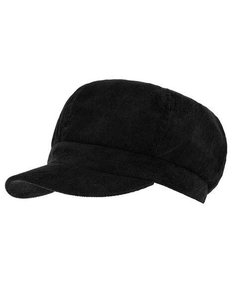 Cord Baker Boy Hat, , large