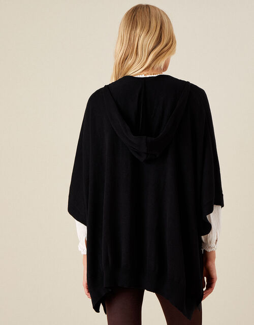 Lucy Lightweight Hooded Poncho , , large