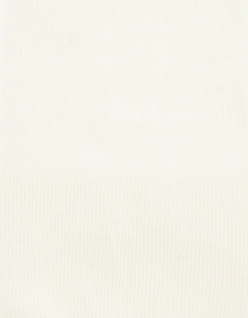 Frosted Sparkle Knit Tights, Ivory (IVORY), large