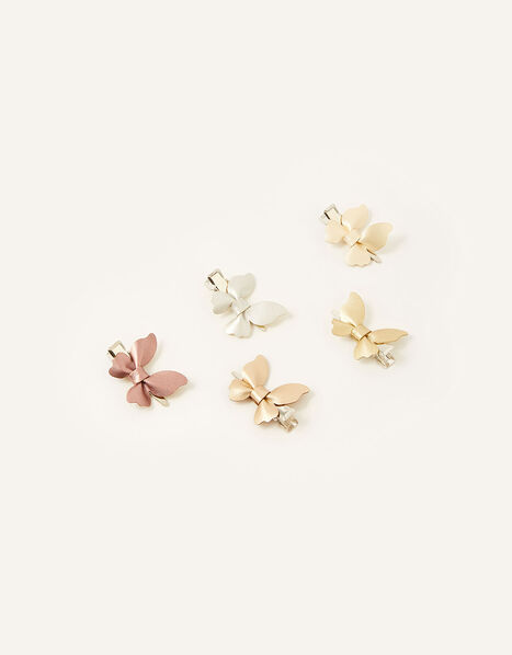 Mini Butterfly Clip Set , , large