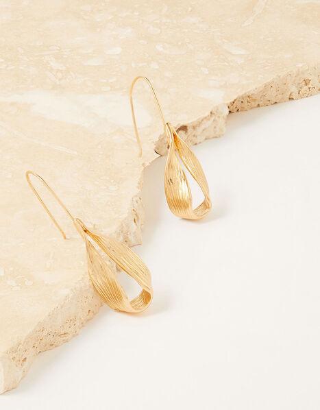 Simple Drop Earrings, , large