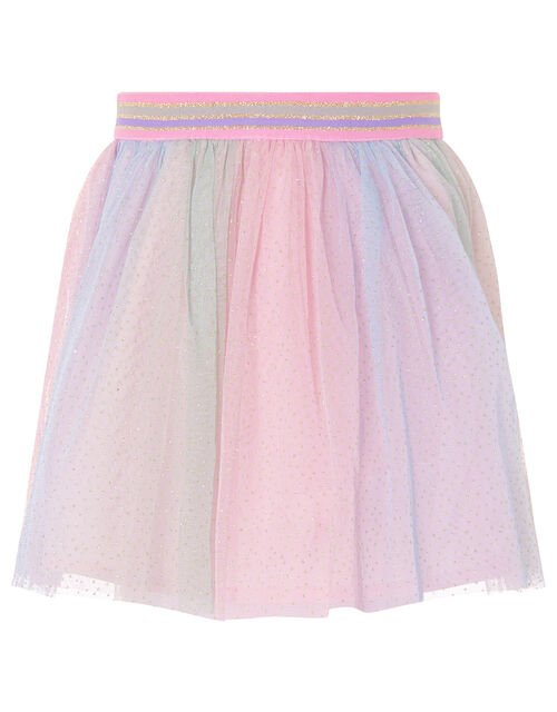Butterfly Top and Skirt Set , Pink (PALE PINK), large