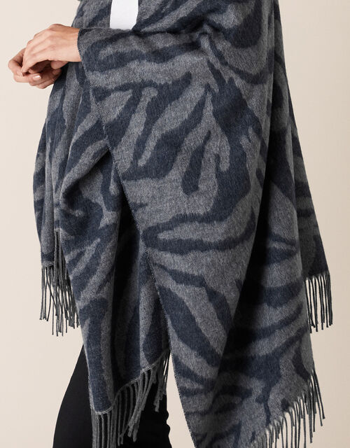 Animal Print Wrap, , large