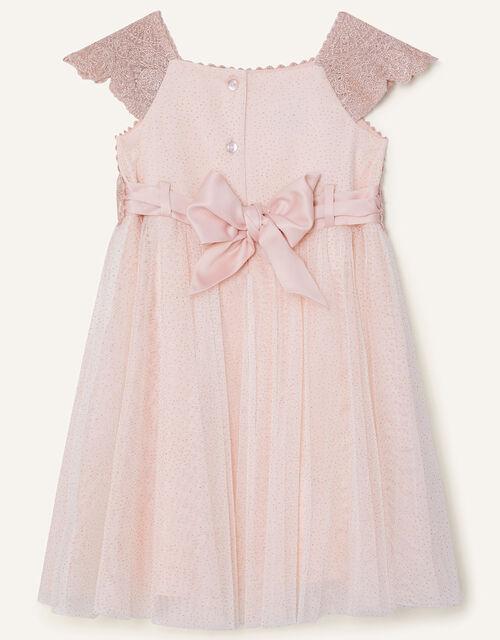 Baby Estella Dress, Pink (PINK), large