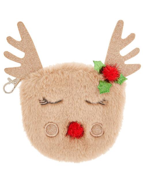 Roxy Reindeer Purse, , large