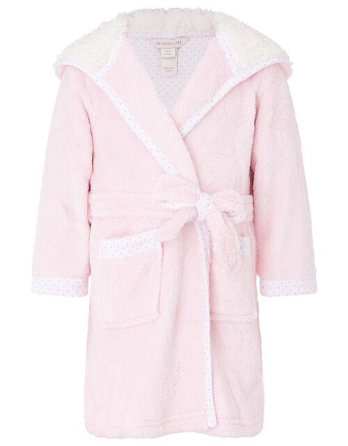 Baby Princess Bear Robe, Pink (PINK), large