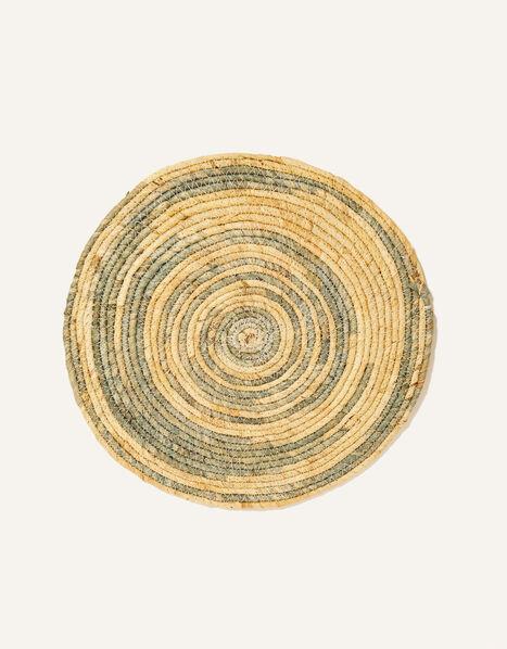 Rattan Circle Placemat, , large