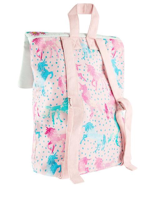 Rainbow Unicorn 2-in-1 Backpack, , large