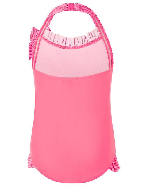 Fabianna Sequin Ice Lolly Swimsuit, Orange (CORAL), large