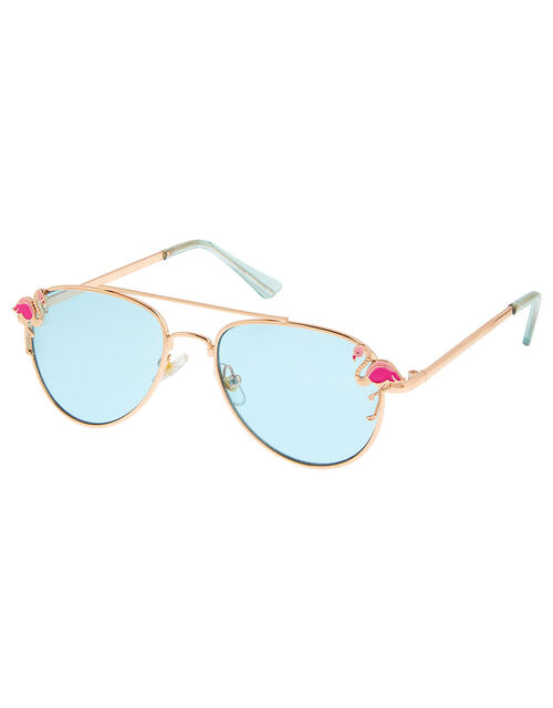 Flamingo Aviator Sunglasses , , large