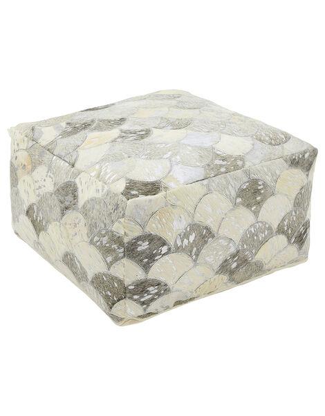 Cowhide Floor Cushion, , large