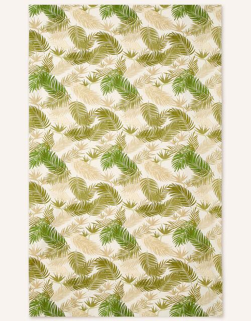 Palm Print Tablecloth, , large