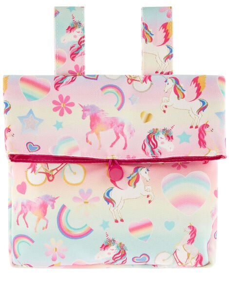 Unicorn Handlebar Bag and Backpack , , large